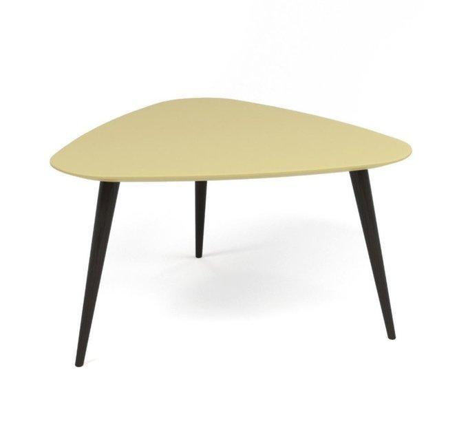 Обеденный стол Shell светло-зеленый