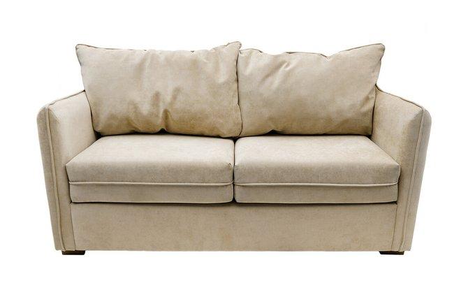 Прямой диван Arthur S бежевого цвета