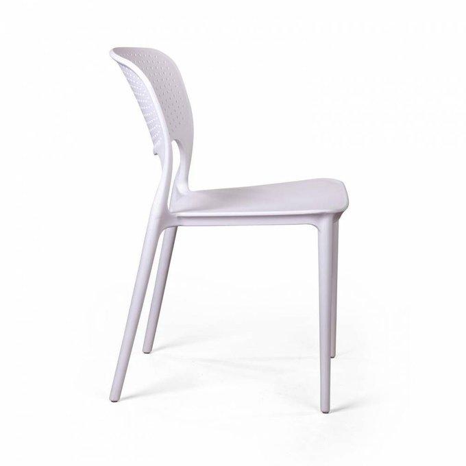 Стул Rene белого цвета