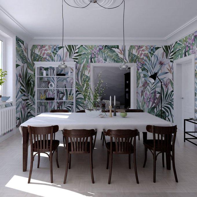 Дизайнерские обои Jungle Day