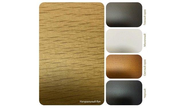 Диван-кровать Франциско L серого цвета