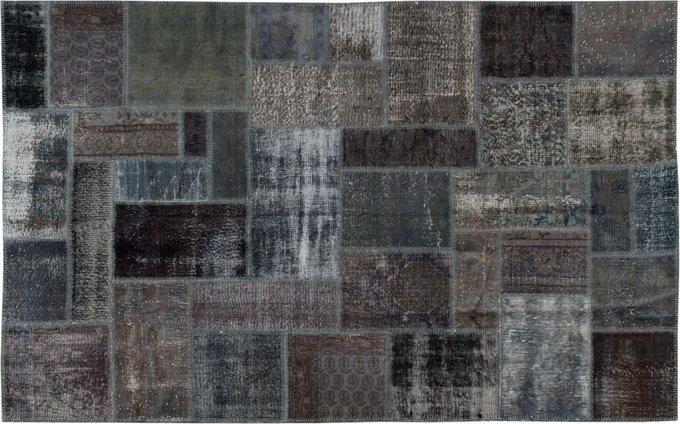 """Винтажный ковер """"Patchwork"""" 299х194"""