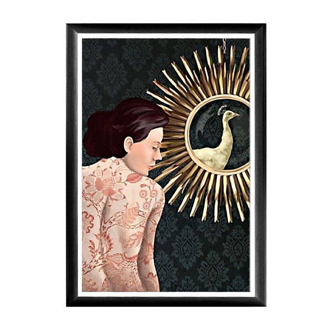 Арт-постер Необычный окрас