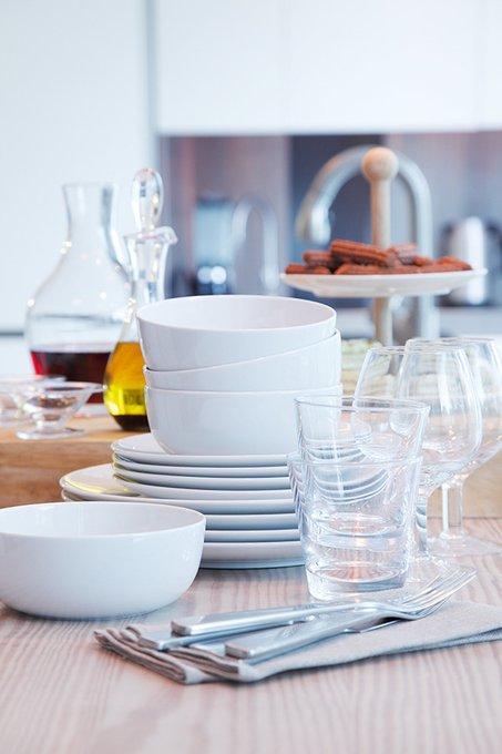 Набор из четырех мисок LSA dine