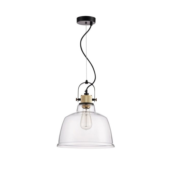Подвесной светильник Irving с плафоном из стекла