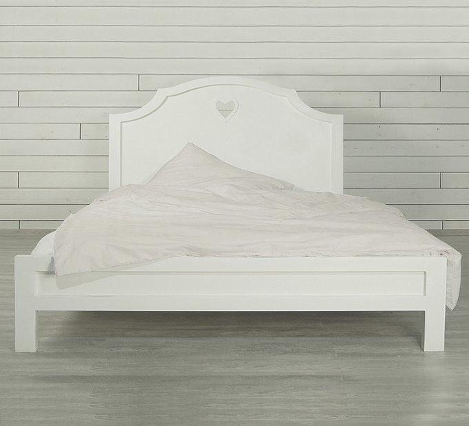 """Кровать """"Adelina"""" из массива березы 180x200 см"""