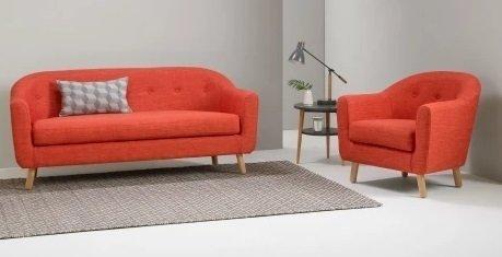 Прямой диван Агата