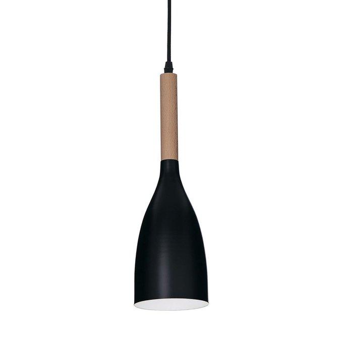 Подвесной светильник Ideal Lux Manhattan Nero