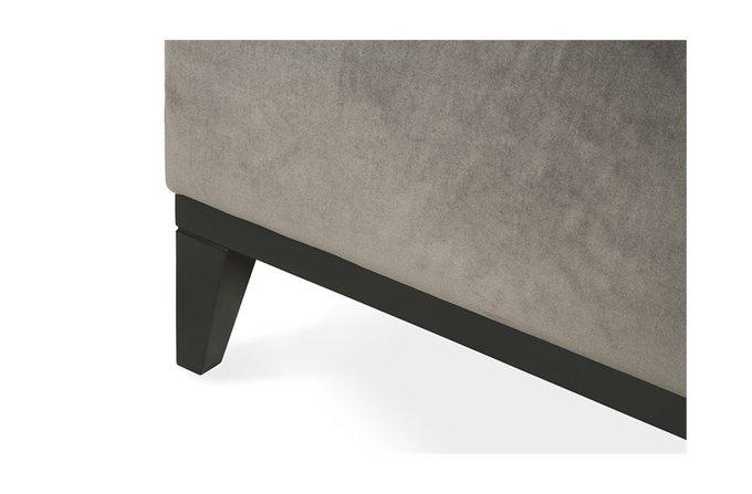 Кресло Miro серого цвета