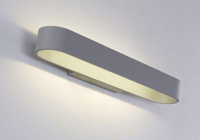Настенный светильник CLT серого цвета