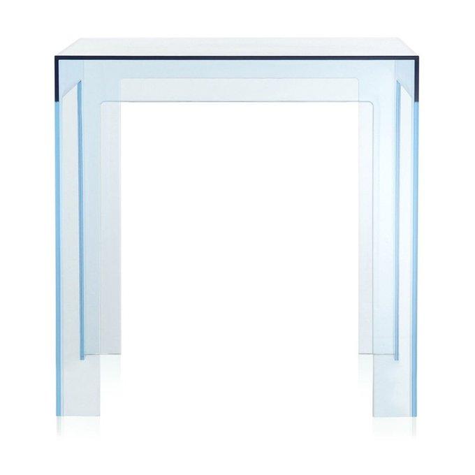 Столик журнальный Jolly голубого цвета