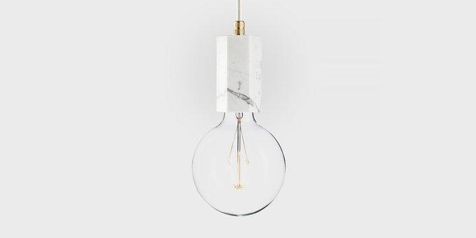 Подвесной светильник Marmor Trom nero