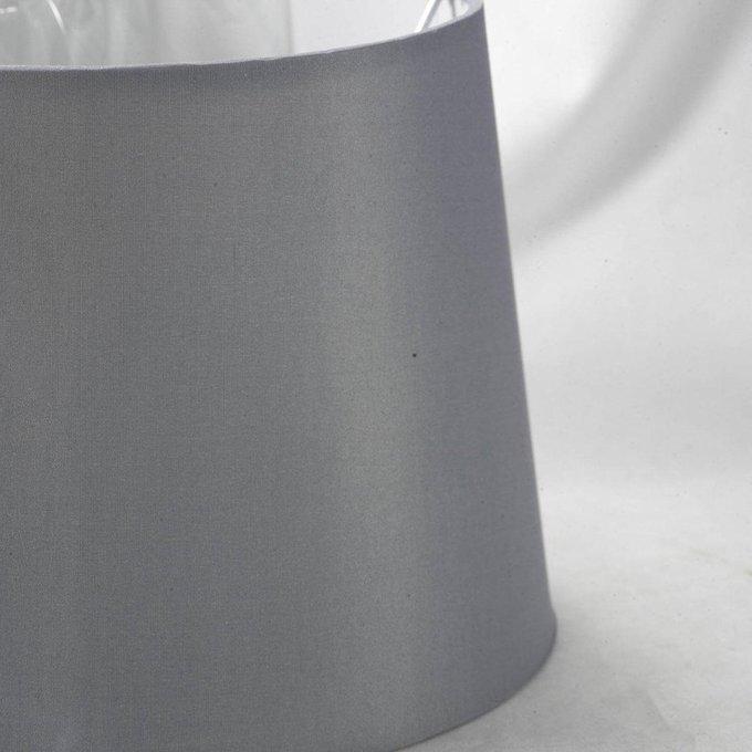Торшер Lgo серого цвета