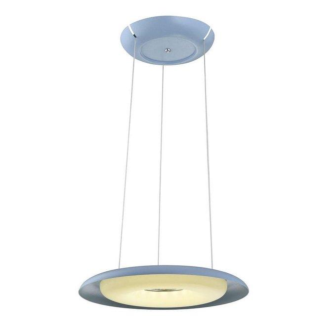 Подвесной светодиодный светильник Deluxe синего цвета