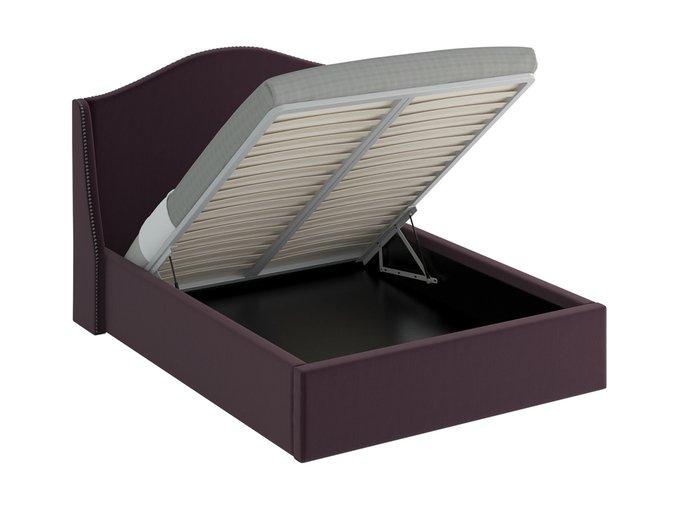 Кровать Soul Lift фиолетового цвета 160х200
