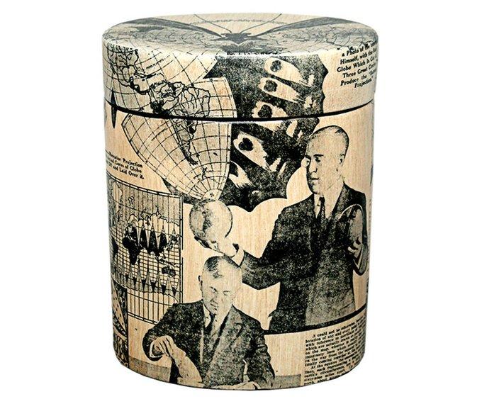 Керамическая шкатулка для хранения