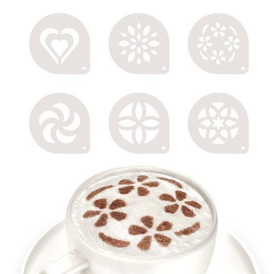 Трафареты для кофе 'My Drink'