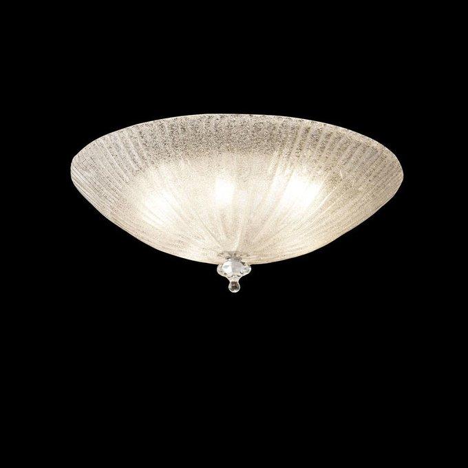 Потолочный светильник Bonnet со стеклянным плафоном