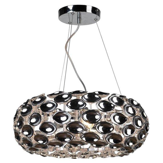 Подвесной светильник с пластиковым плафоном