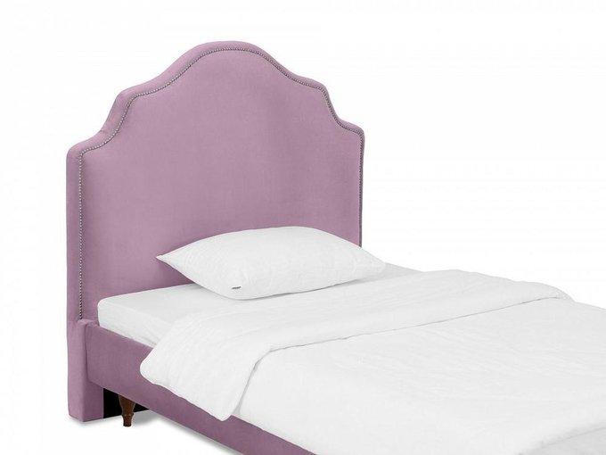 Кровать Princess II L 120х200 лилового цвета