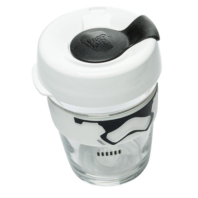 Кружка keepcup brew starwars stormtrooper brew 340 мл