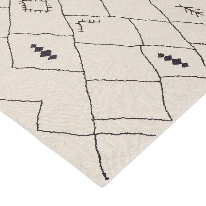 Ковер Barkham тканый ручной работы 160x230