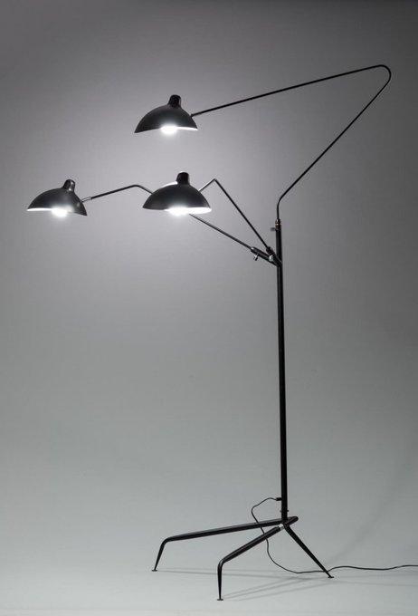 """Напольный светильник """"Tripod"""""""