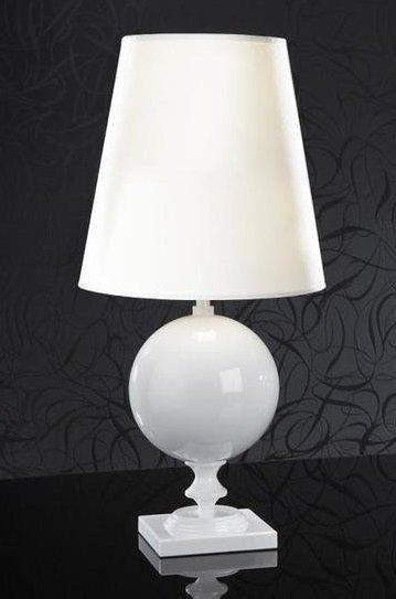 Настольная лампа Schuller Terra с белым абажуром