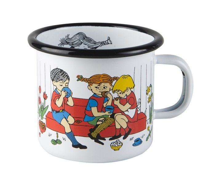 Кружка Pippi Cup of Coffee из стали