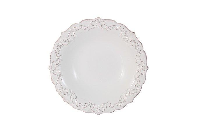 Тарелка суповая Винтаж