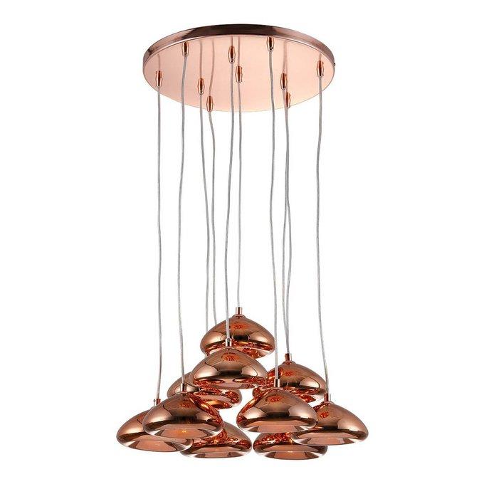 Каскадная люстра Luce Solara Moderno в стиле лофт