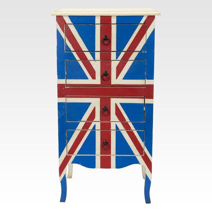 Комод English flag