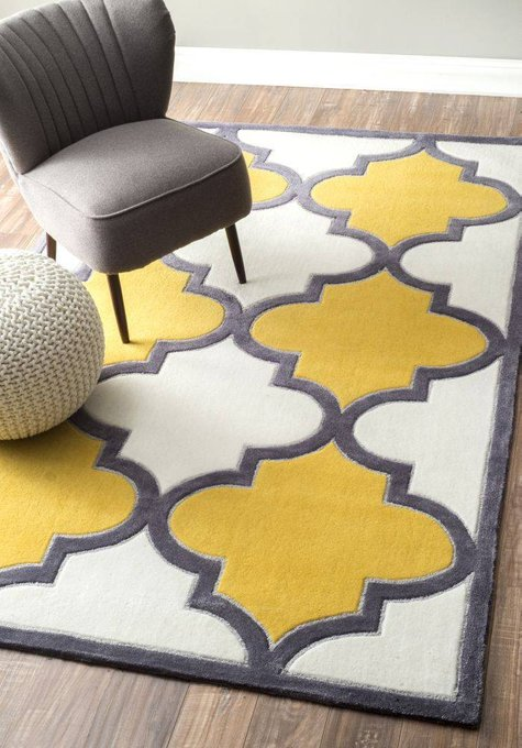 Ковер Marrakech yellow 160х230 см