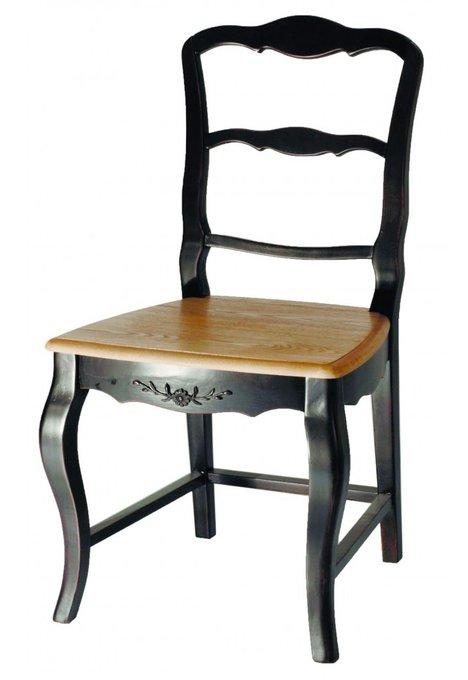 Стул с деревянным сиденьем Melody