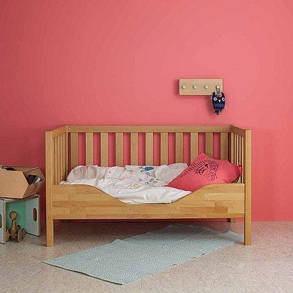 Детская кроватка De Breuyn c ограждением 70х140