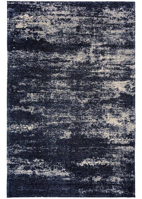 Ковер Flare темно-синего цвета 160х230