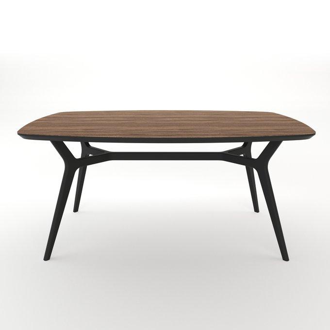 Стол Unika Johann 160 дуб