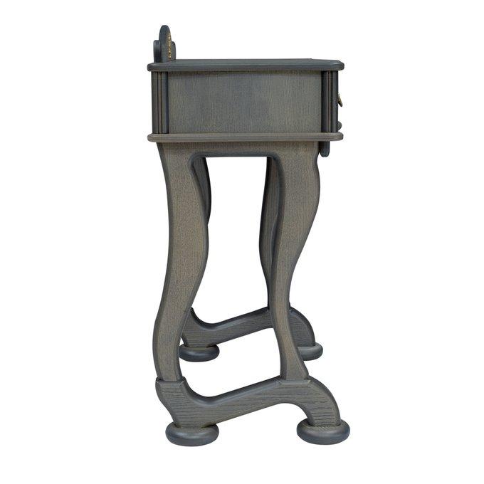 Стол туалетный Джульетта в стандартном исполнении серый ясень