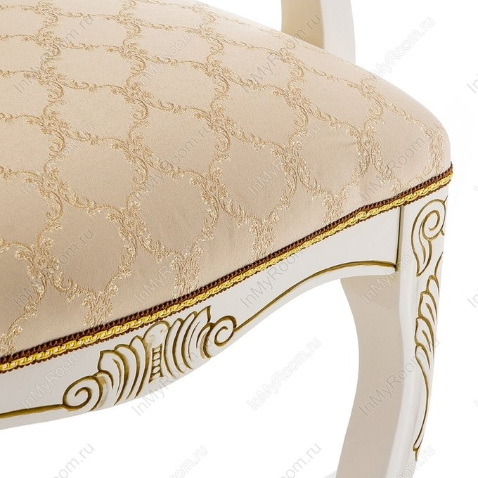 Обеденный стул Лауро с патиной