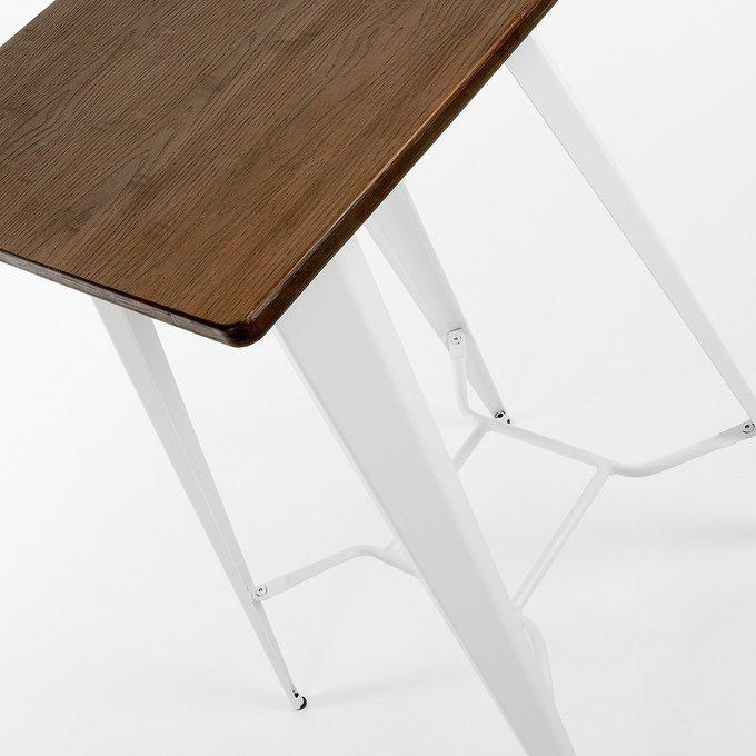Стол со стальными ножками Julia Grup MALIBU Стол 60x60