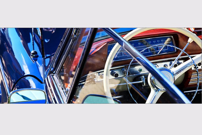 PRO-Art Репродукция   Glas Art Mens World I