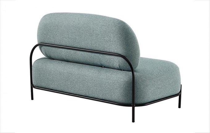 Диван Sofa цвета морской волны