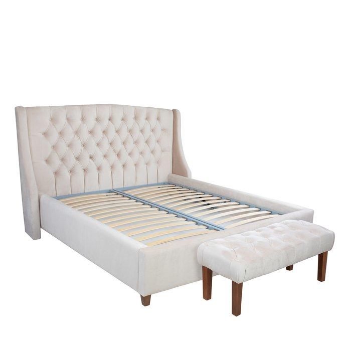 Кровать Irma с подъемным механизмом 160х200