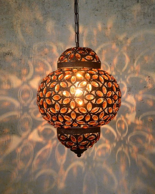 Подвесной светильник Djerba  Lucide
