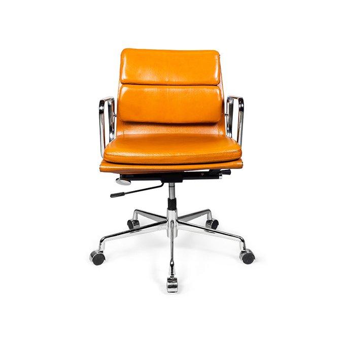 Кресло офисное Anson оранжевого цвета