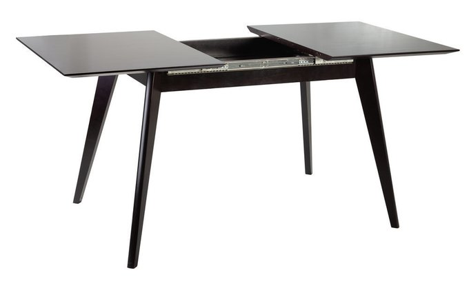 Обеденный стол раскладной Лунд Венге