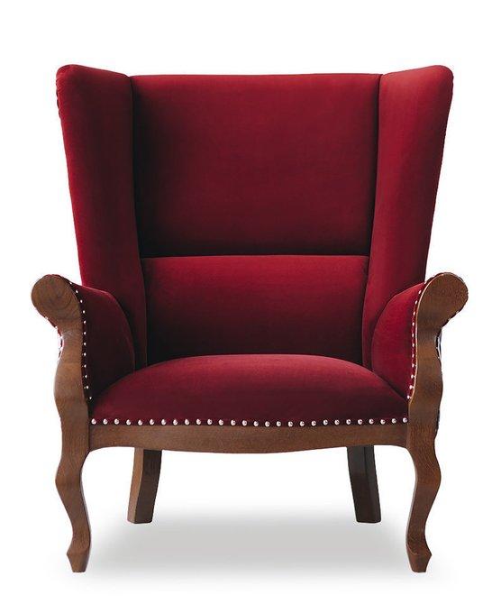 Кресло People с каркасом и ножками из дуба