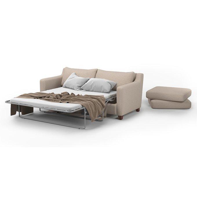 Диван-кровать Mendini MTR (204) бежевого цвета