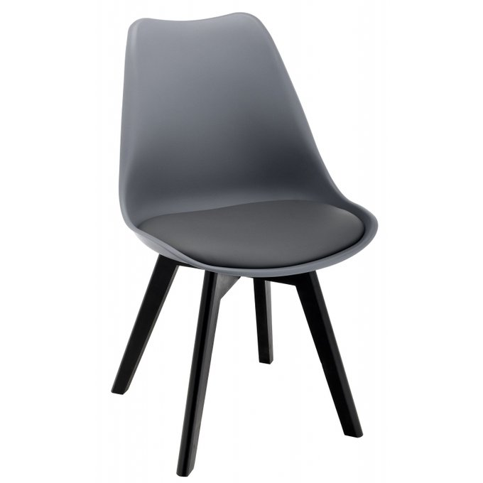 Обеденный стул Bonus серого цвета