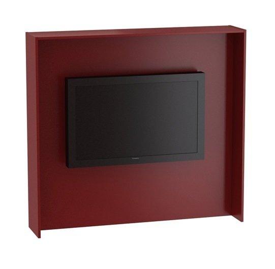 Панель для ТВ Nexus красного цвета
